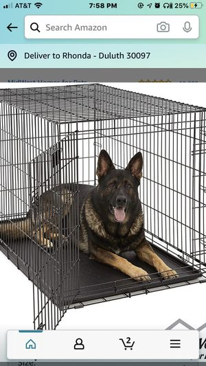 48 inch Dog Crate for Sale in Duluth, GA