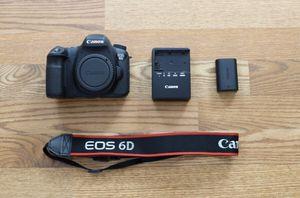 Canon 6D full frame for Sale in Southfield, MI