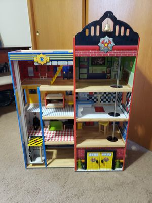 Fire station house toy for Sale in Vancouver, WA