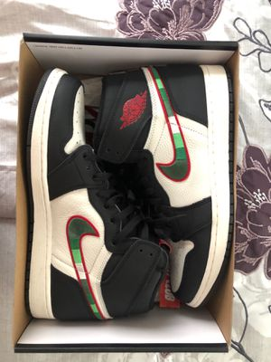 "AIR JORDAN 1 HIGH RETRO ""Sports illustrated."" Size 12 DS for Sale in Tampa, FL"