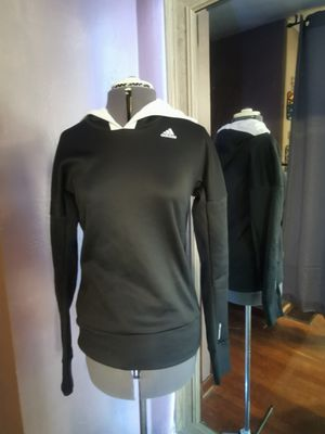 Small Adidas Response Climawarm Astro Women's Running Hoodie for Sale in Bridgeville, PA