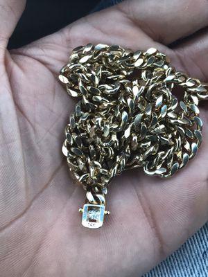 Gold chain for Sale in Orlando, FL