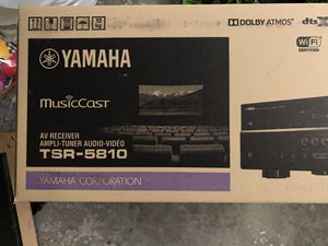 Yamaha receiver TSR 5810 for Sale in Bothell, WA