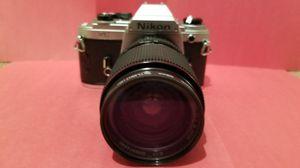 2 Nikon FG 35mm film camera for Sale in Victorville, CA