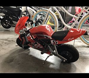 Kid's electric motorcycle for Sale in Fort Lauderdale, FL