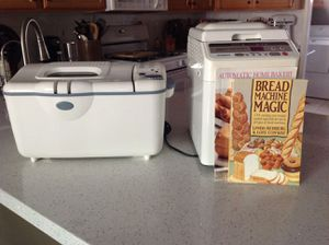 Bread maker and deep fryer for Sale in Las Vegas, NV