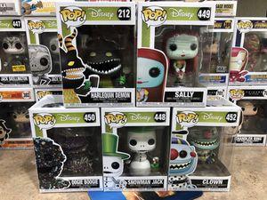 Disney nightmare before Christmas Funko Pop for Sale in Arlington, TX