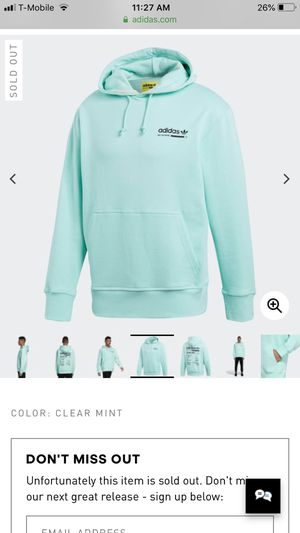 Adidas Kaval Hoodie Size Medium Brand New!! for Sale in Los Angeles, CA