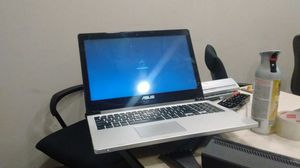 ASUS Transformer Book Flip R55LA 15.6 inch Tablet Laptop 2-in-1 Intel i7-5500U 12GB ram 1TB for Sale in Fairfax, VA