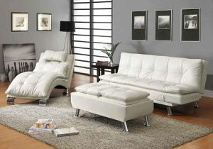 NEW SOFA BED CONTEMPORARY STYLED FUTON SLEEPER SOFA for Sale in KNG OF PRUSSA, PA