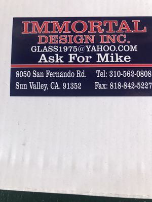 GLASS RAILINGS SHOWER DOORS TABLE TOPS for Sale in Burbank, CA