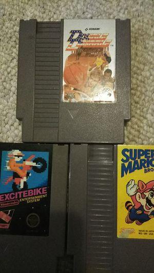 Nintendo NES game bundle for Sale in Elkridge, MD