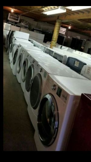 HUGE SALE. REFRIGERATOR*WASHER*DRYER*STOVE' *DISWASHER.90 DAY WARRANTY DELIVERY AVAILABLE+FINANVIAL🌸🌻 for Sale in Seattle, WA