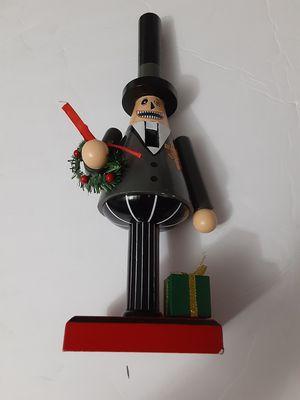 "Disney NIGHTMARE BEFORE CHRISTMAS 12"" Nutcracker The Mayor NEW Walgreens for Sale in Doral, FL"