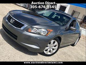 2009 Honda Accord Sdn for Sale in Miami, FL