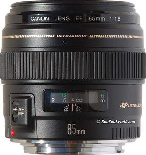Canon 85mm F1.8 for Sale in Atlanta, GA