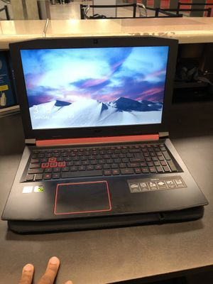 Accer Nitro 5 Gaming Laptop for Sale in Tampa, FL