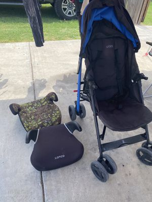 Car seats and Stroller for Sale in Weslaco, TX