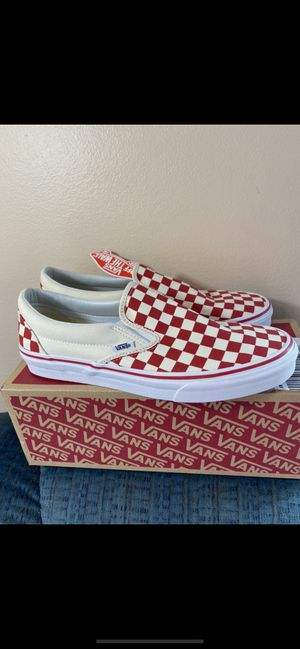 Brand New Men's VANS. SIZE 10.5 for Sale in Indianola, IA