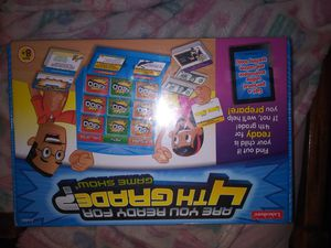 2 learning games for kids for Sale in Bethany, OK