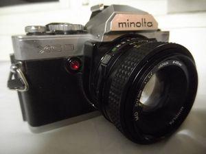 Minolta XG 9, Sony lenses. for Sale in Seattle, WA