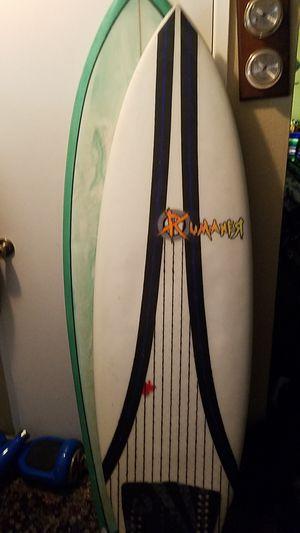 5.6 Rimaner surfboard epoxy for Sale in Corona, CA