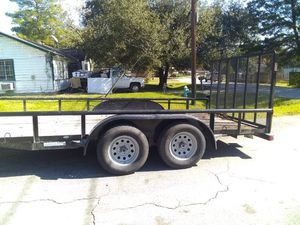 16 ft trailer for Sale in Humble, TX
