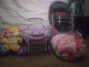Lot full of kids items/ Stroller for $30 for Sale in San Antonio, TX