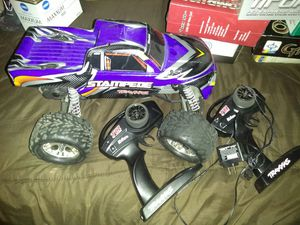 Traxxis stampede truck.. trade for road bike or mountainbike for Sale in Nashville, TN