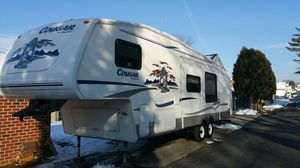 Nice cougar camper by keystone with upgrades. for Sale in Bethlehem, PA