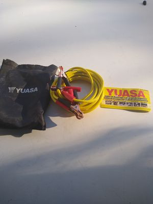 A.T.V OR MOTORCYCLE Jumping Cable for Sale in Riverside, CA