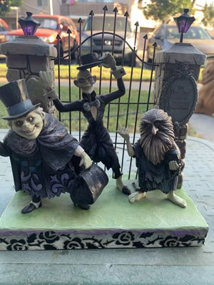 Hunted mansion ghost Disney Jim shore figure for Sale in Anaheim, CA