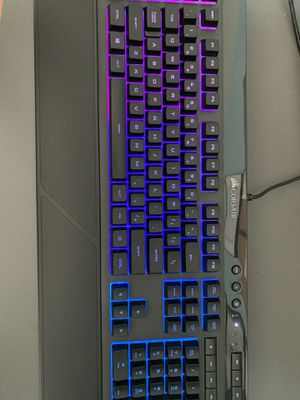 Corsair K55 Gaming Keyboard for Sale in New Market, MD