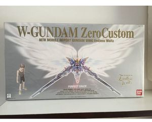 Gundam perfect grade wing zero for Sale in Costa Mesa, CA