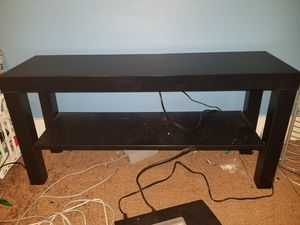 Small tv console shelf for Sale in Crosby, TX
