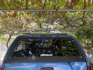 Camper shell for Dodge Ram 8ft bed for Sale in Rancho Cordova, CA