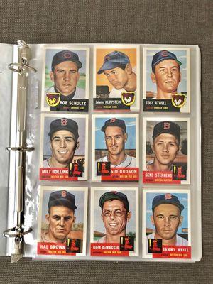 1953 Topps Archives Baseball Cards for Sale in Martinsburg, WV
