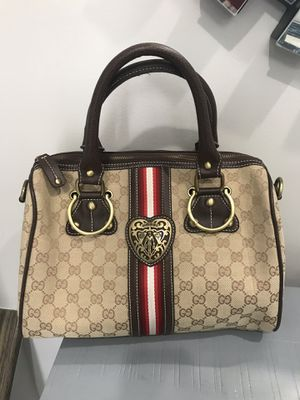 Vintage Gucci Bag authentic for Sale in Herndon, VA