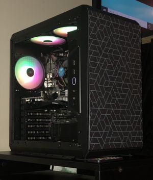 *Newly Built* RGB Gaming PC Intel 9100 | 16GB | GTX 1060 | SSD+HD | WiFi | Win 10 Pro for Sale in Tampa, FL