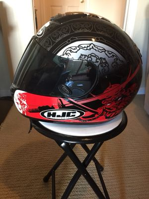 HJC motorcycle helmet XL for Sale in Pasadena, MD