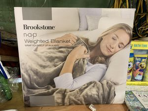 Weighted blanket new in box for Sale in Danbury, CT