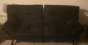 Futon. Coffee table set. Used. for Sale in Owasso, OK
