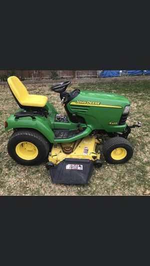 John Deere x485 tractor for Sale in East Providence, RI