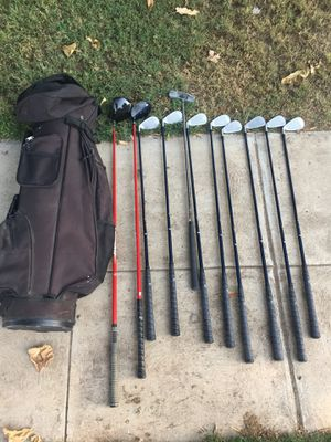 Set of golf clubs for Sale in Fresno, CA