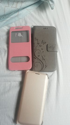 Sumsung edge 7 cases. for Sale in Sanger, CA