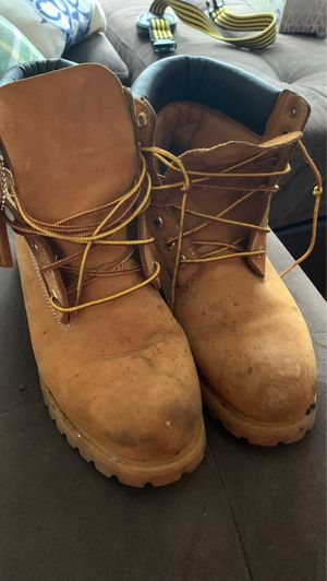 Timberland boots 10.5 for Sale in Durham, NC