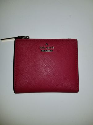 Red Kate Spade wallet for Sale in Gresham, OR