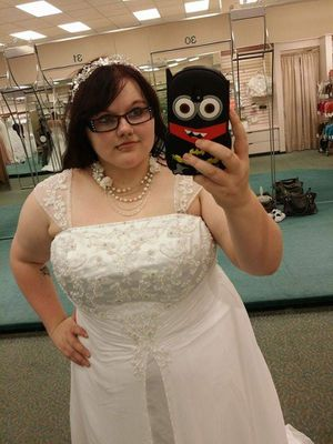 Plus size wedding dress for Sale in O'Fallon, MO