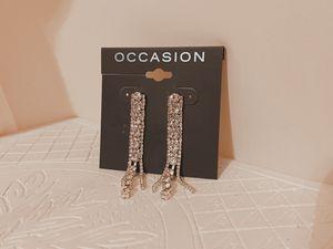 TEARDROP DIAMOND EARRINGS 😍😍✨by Occasion for Sale in Sacramento, CA