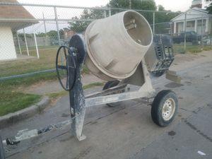 Toro cm958H cement mixer for Sale in Dallas, TX
